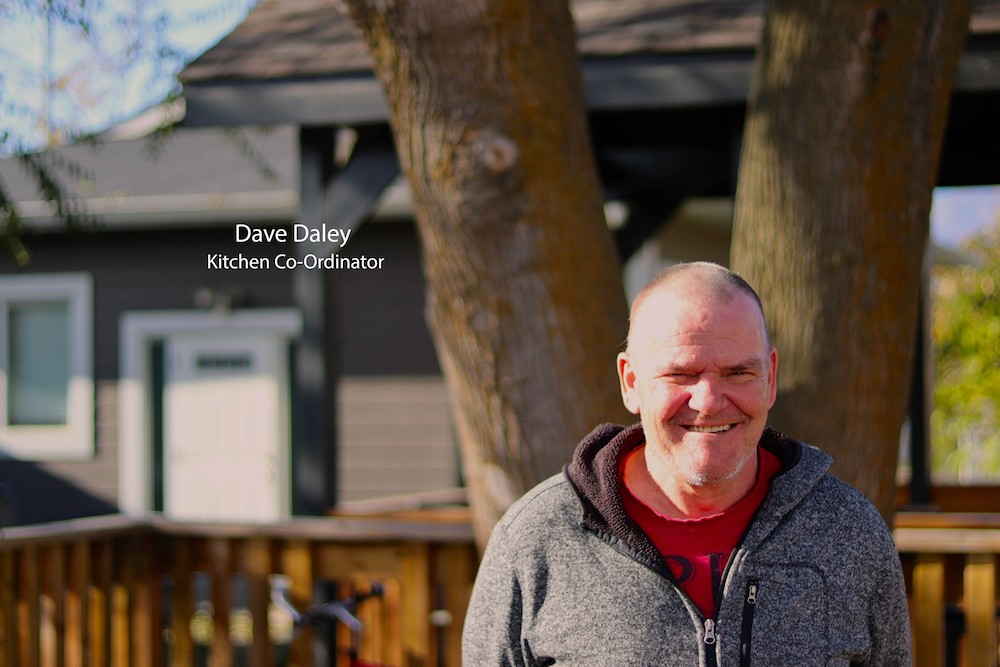 Dave Daley – Kitchen Coordinator