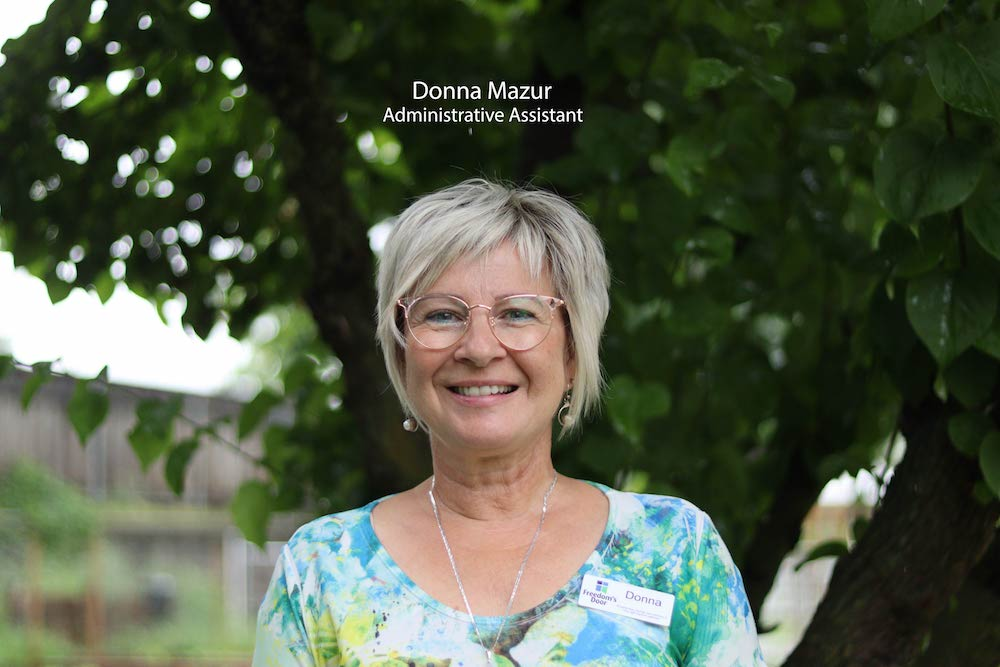 Donna Mazur – Administrative Assistant