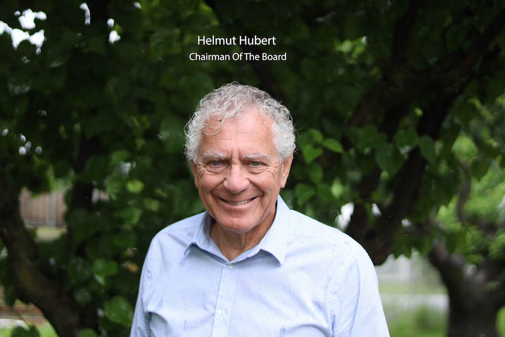 Helmut Hubert – Chairman