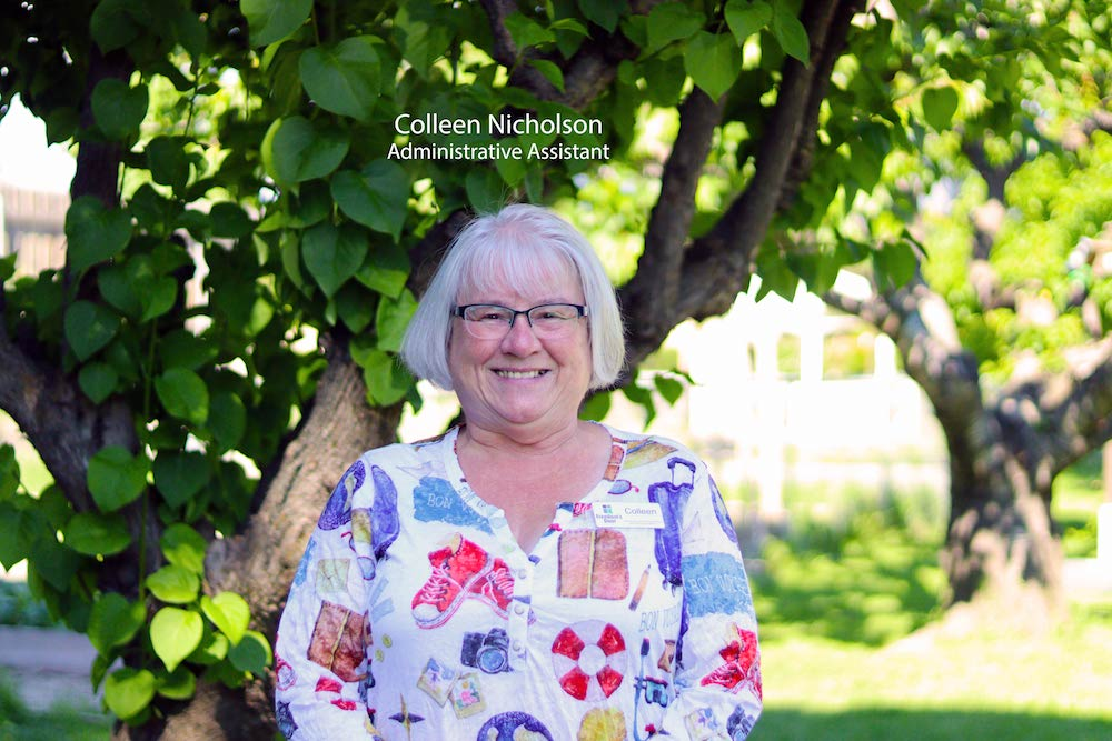 Colleen Nicholson – Administrative Assistant