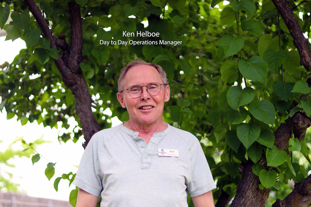 Ken Helboe - Operations Manager